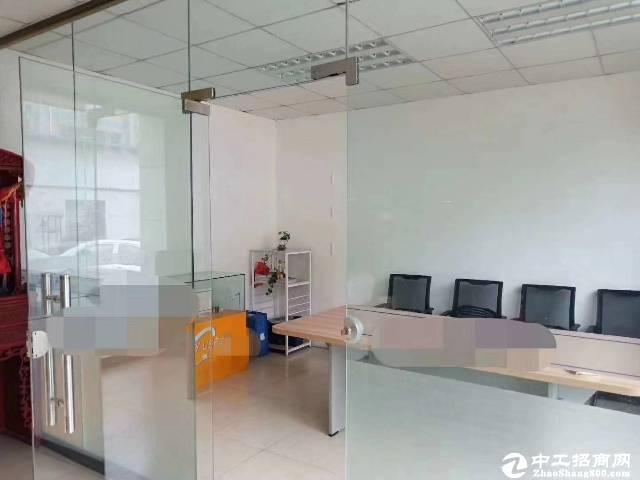 西丽阳光工业区带装修1300㎡无转让费厂房出租