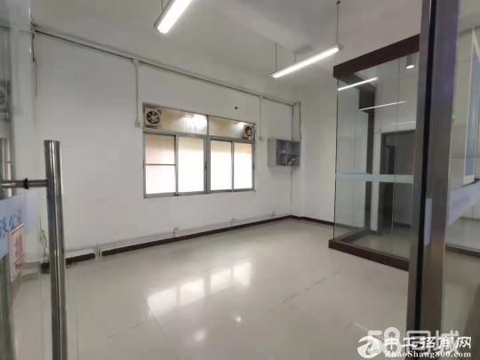 西丽中心区地铁口 一楼1600带装厂房仓库,可分租