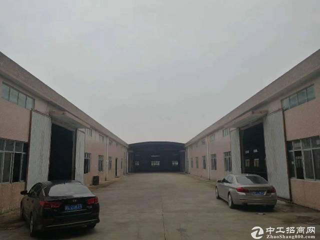 镇隆黄洞村原房东红本工业园4000平方钢构厂房出租