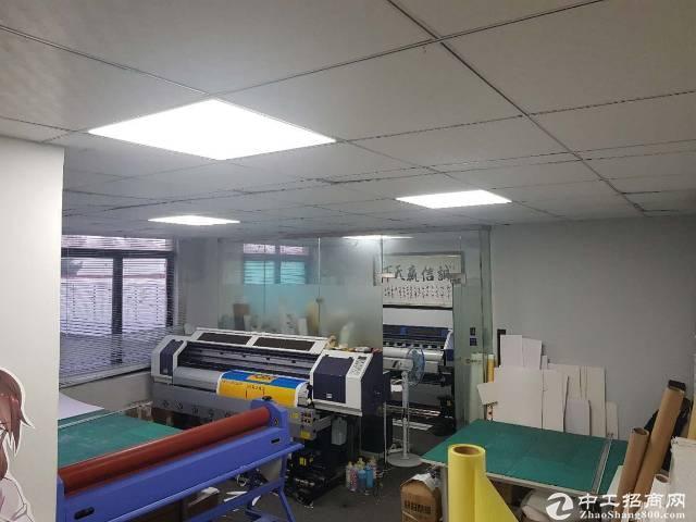 龙华清湖1200平厂房仓库出租带精装修3千租金全包高性价比