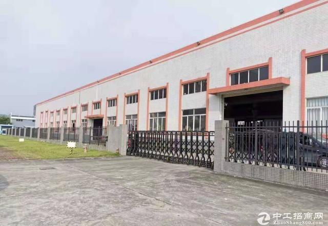 靠地铁站 花都区新华镇工业区1万平厂房仓库出租 可300平起租