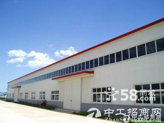寮步镇新出单一层厂房9000平米,形象高大上,可进大车