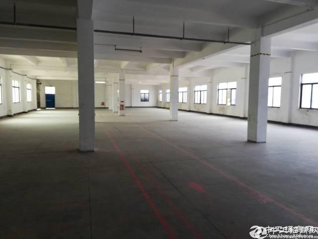 人和镇高速出口新出标准独院厂房一楼1500平出租