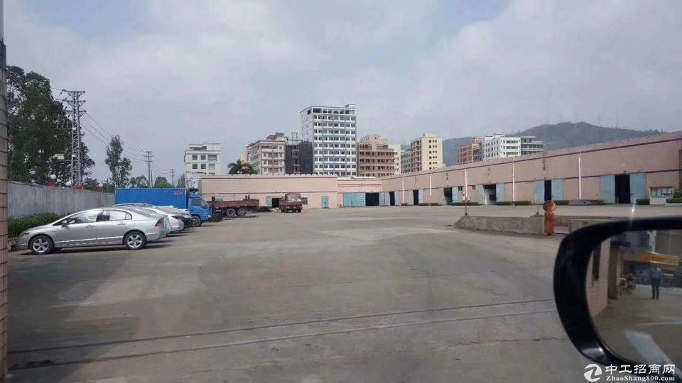 358省道边原房东带行车钢构2000方(可分租300起)