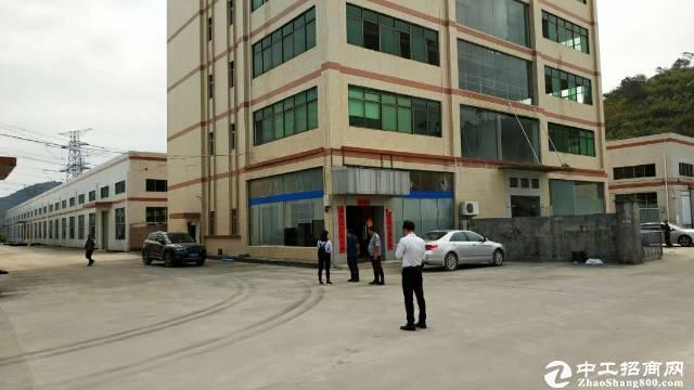 博深高速出口新出钢构独院13900平方,行业不限