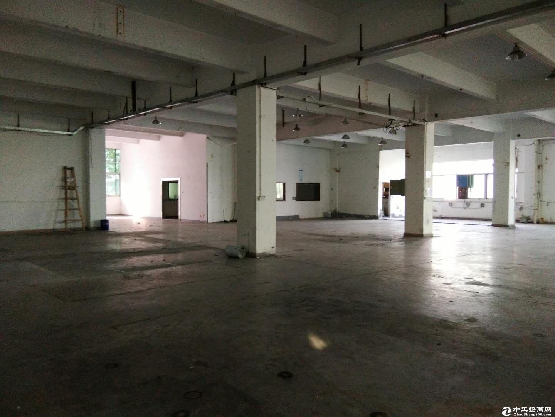 西丽大磡工业区新出一楼3000平仓库出租