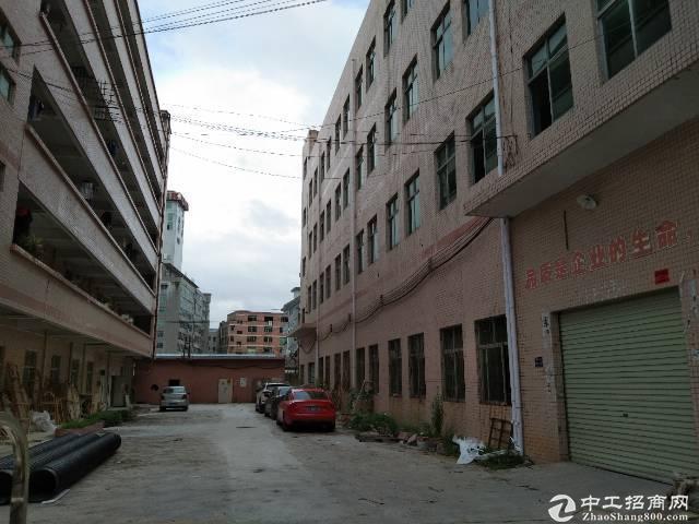 深圳市龙岗中心红本厂房转让占地1550平米