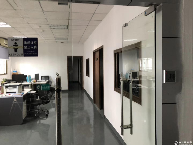 坪山 丹梓大道 边楼上1200厂房招租(可分租) 15