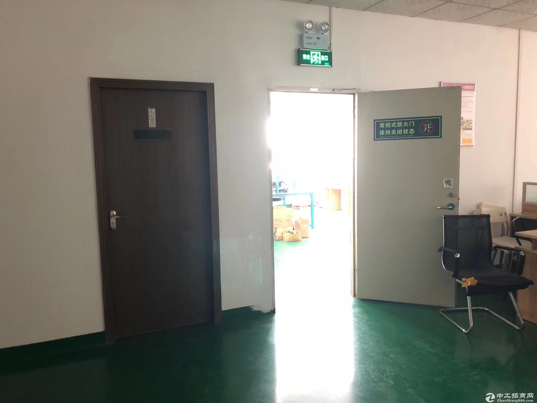 坪山 丹梓大道 边楼上1200厂房招租(可分租) 15-图2