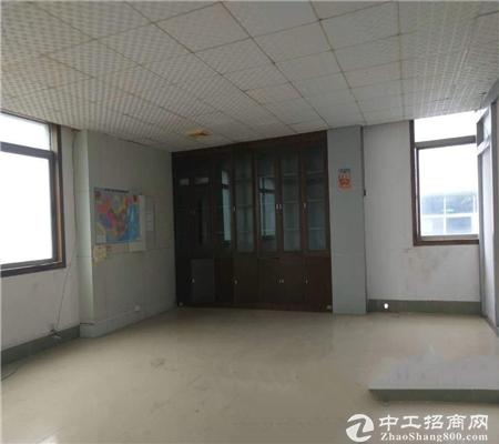 石岩工业园精装修一楼800平仓库厂房招租可分租