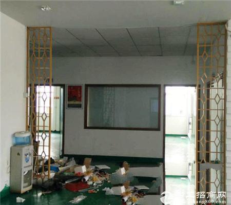 石岩北环路厂房招租650平,办公加仓库,有前台