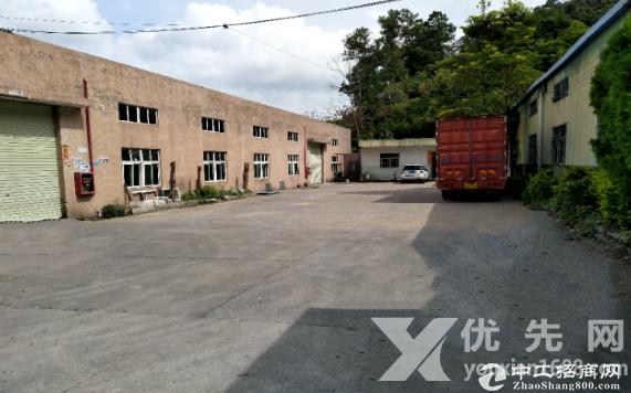 石岩外环路附近新出独栋一楼1700平米厂房出租仓库招租