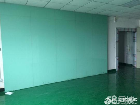 宝安水田楼上每层900平方米带装修厂房招租