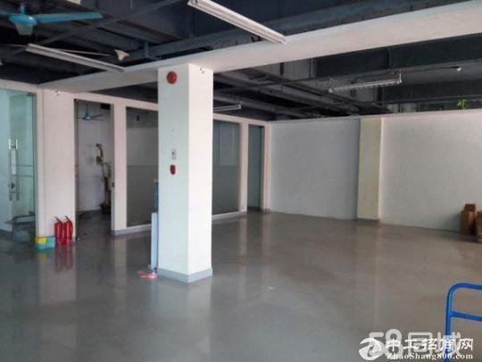 出租宝安石岩现成带装修250平方办公厂房