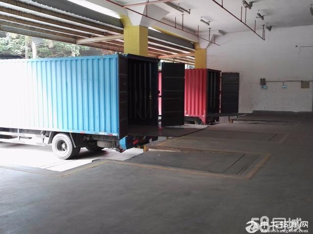 (出租) 一楼进出口货物装柜集货中转小面积仓库出租 货物托管仓