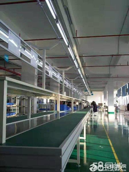 深圳平湖镇辅城坳工业区二楼厂房720平方 ,可做仓库,加工,制衣