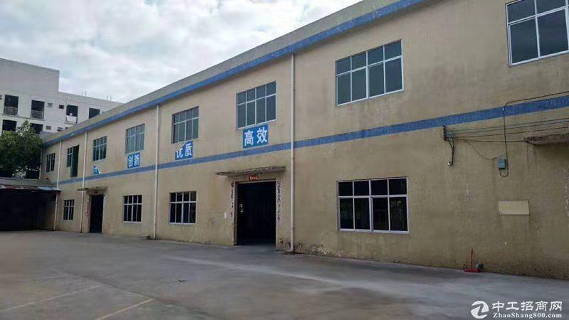 惠阳独院厂房5100平方,空地3000平方,配电按需