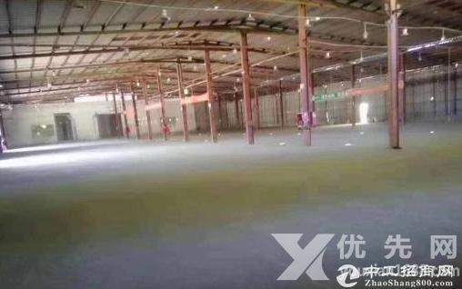 深圳石岩300平仓库出租