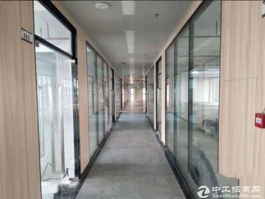 石岩北环路华丰圳宝工业园1400平米一楼厂房仓库出租交通方便