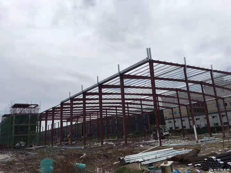 出售青白江工业园区厂房1100㎡办公楼按需分配50年工业产权