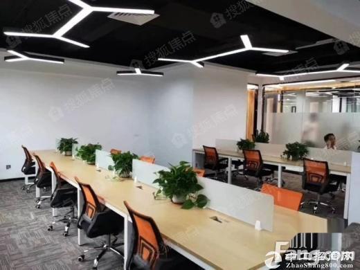 茶光地铁口 精装办公室仓库 150平至1600平可分 顶