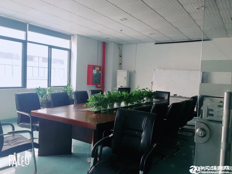 西丽塘朗同富裕工业区仓库办公低价出租