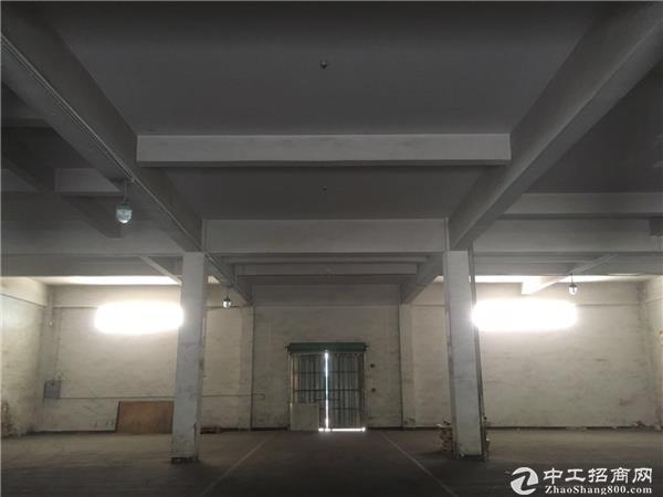 西丽南岗第二工业区仓库办公低价出租