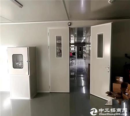 深圳石岩1200平仓库出租,交通便利,进出大车非常方便