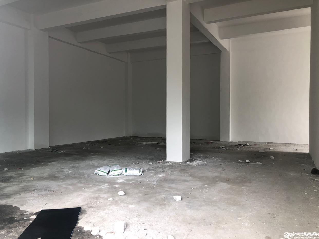 坪山金牛路边一楼厂房6米高496平方仓库出租