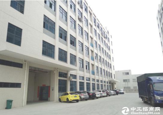 布吉南岭工业区红本厂房仓库出租200起租可办环评