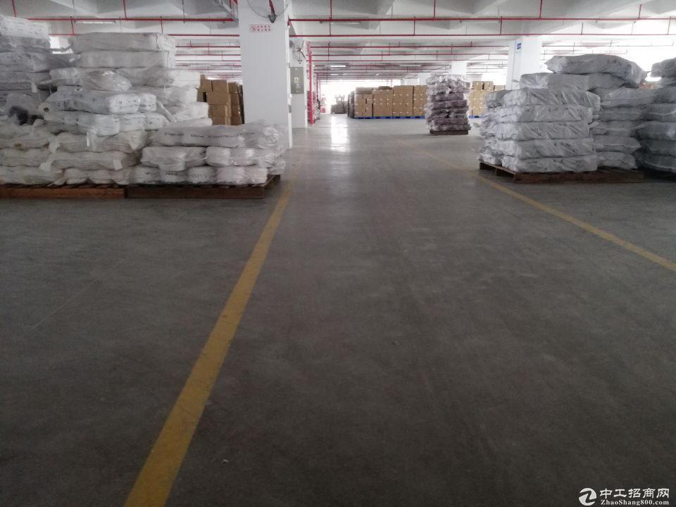 坪山大工业区原房东3万平米红本厂房丙二类消防仓库厂房出租