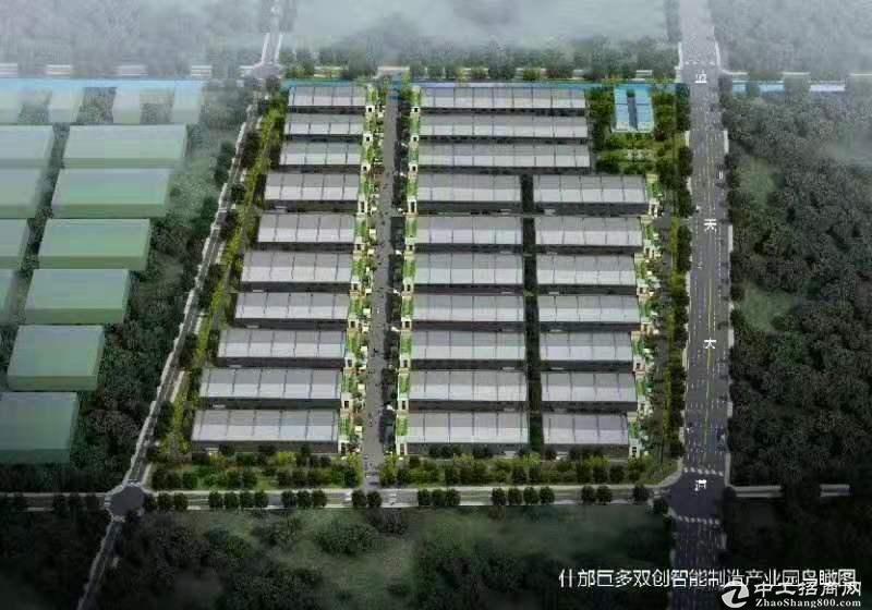 川北产业园(行业包容广,可喷漆,喷塑),离成都30公里