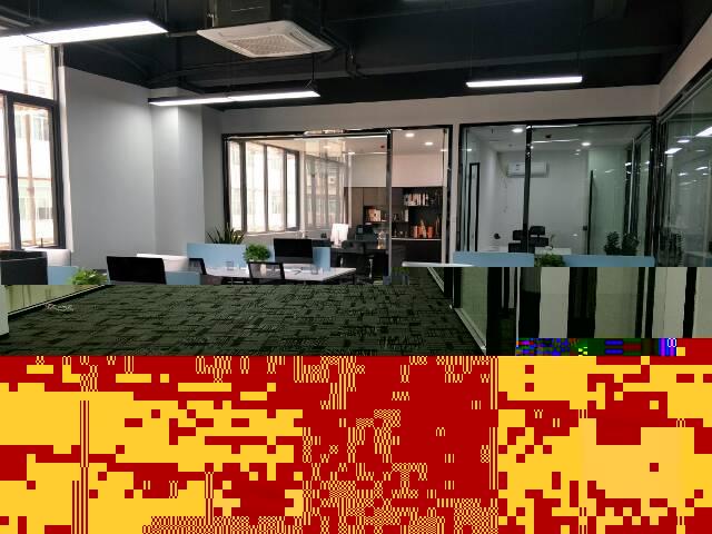 [特价]南山洪浪北地铁口附近300米厂房精装修办公室