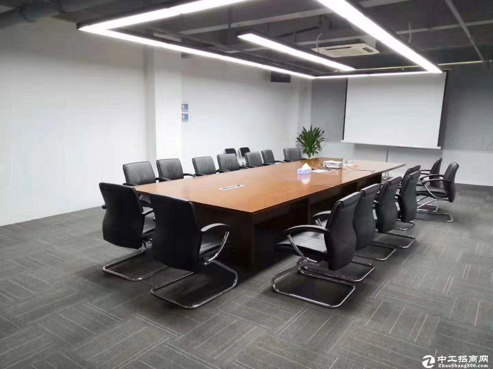 特价房]西丽塘朗米精装修办公厂房2500平方招租(可分租)