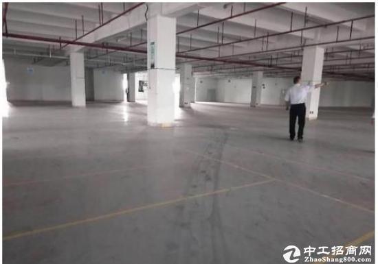 丹竹头地铁口一楼厂房850平可分租540平360平配送仓库可分租