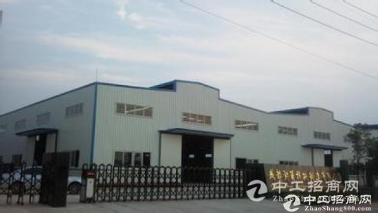 坪山石井比亚迪旁原房东钢构厂房仓库3000平滴水10米可进17米挂车