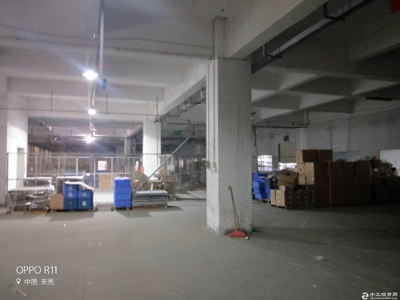 东莞市横沥镇田饶步标准独院分租二楼整层1500平方米-图2
