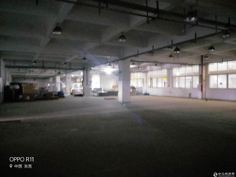 东莞市横沥镇田饶步标准独院分租二楼整层1500平方米-图4