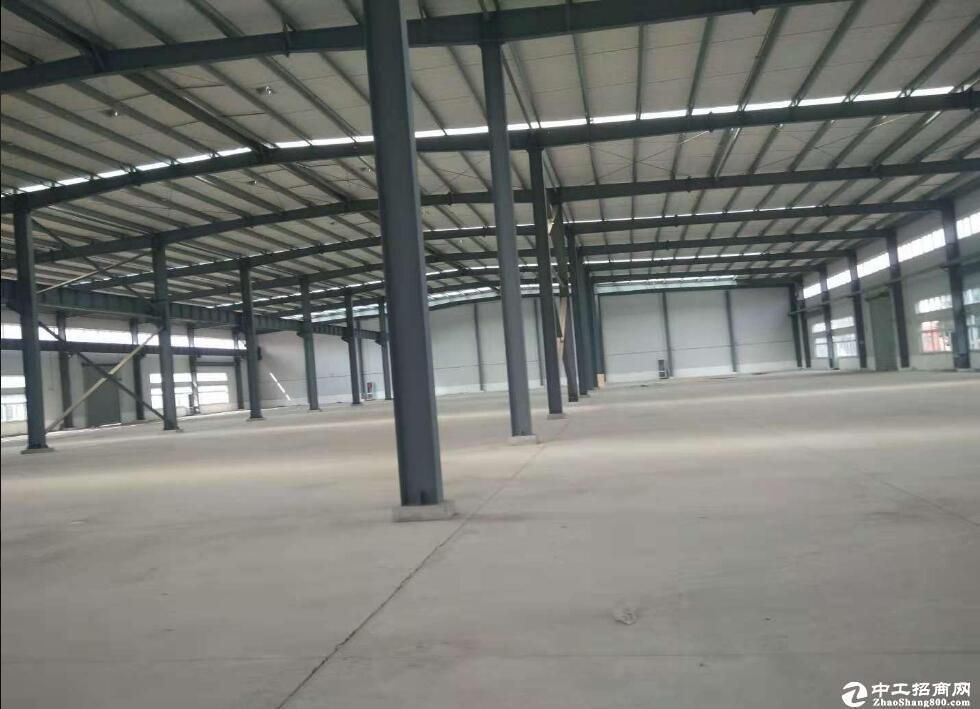 蔡甸经济开发区2000-7000平钢结构厂房招商