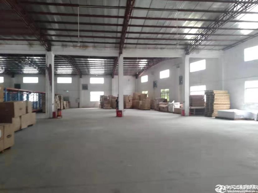 惠阳区新圩镇长布原房东独栋钢构2800平