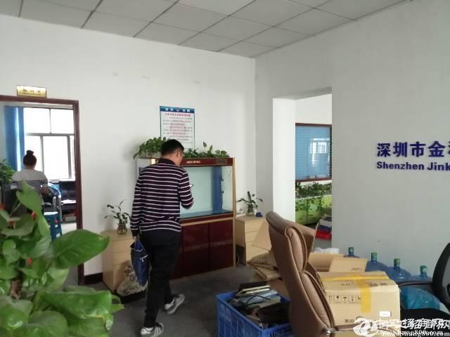 龙华天虹新出楼上800平精装厂房办公仓库出租。