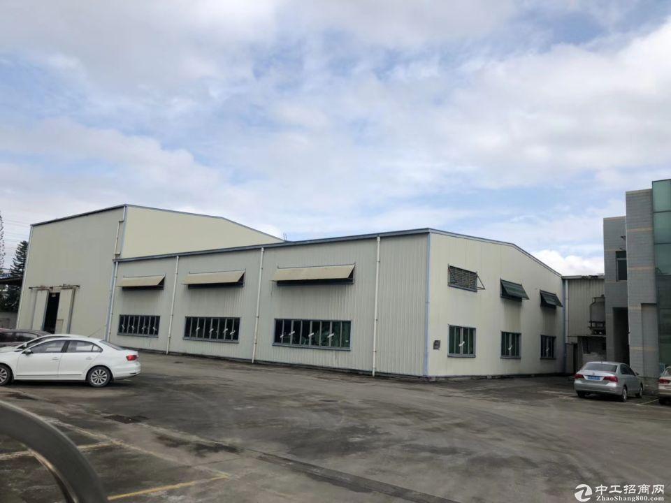 龙华民治物流园出10000平方物流仓库,加小独栋办公楼。