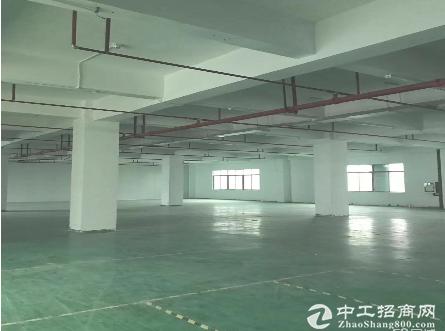 布吉木棉湾地铁站附近大量厂房仓库200平起租可办环评