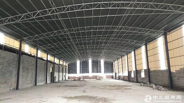 白云区太和镇民营科技园800新出独院钢构厂房