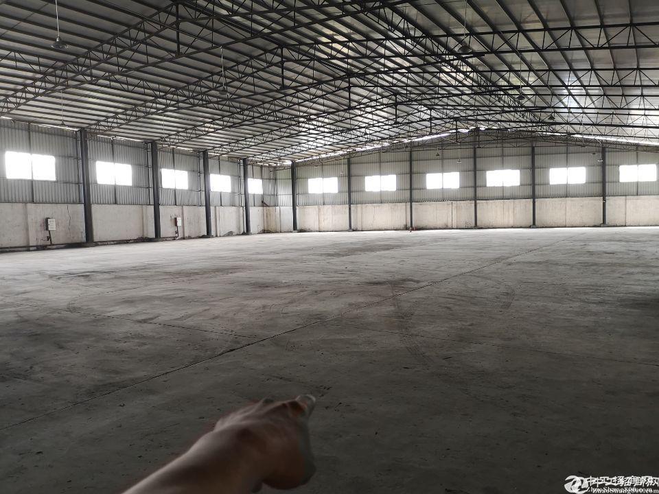 白云区太和镇民营科技园800新出独院钢构厂房-图2