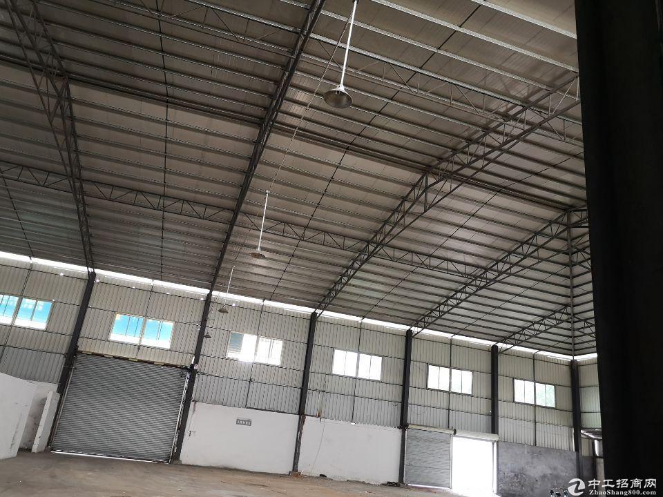白云区太和镇民营科技园800新出独院钢构厂房-图3