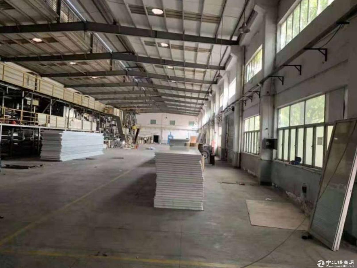 白云区太和镇民营科技园800新出独院钢构厂房-图4
