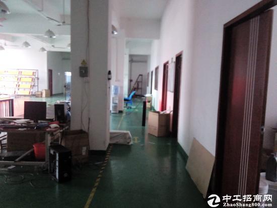 南山西丽牛成村工业园区1350平方厂房招租图片5