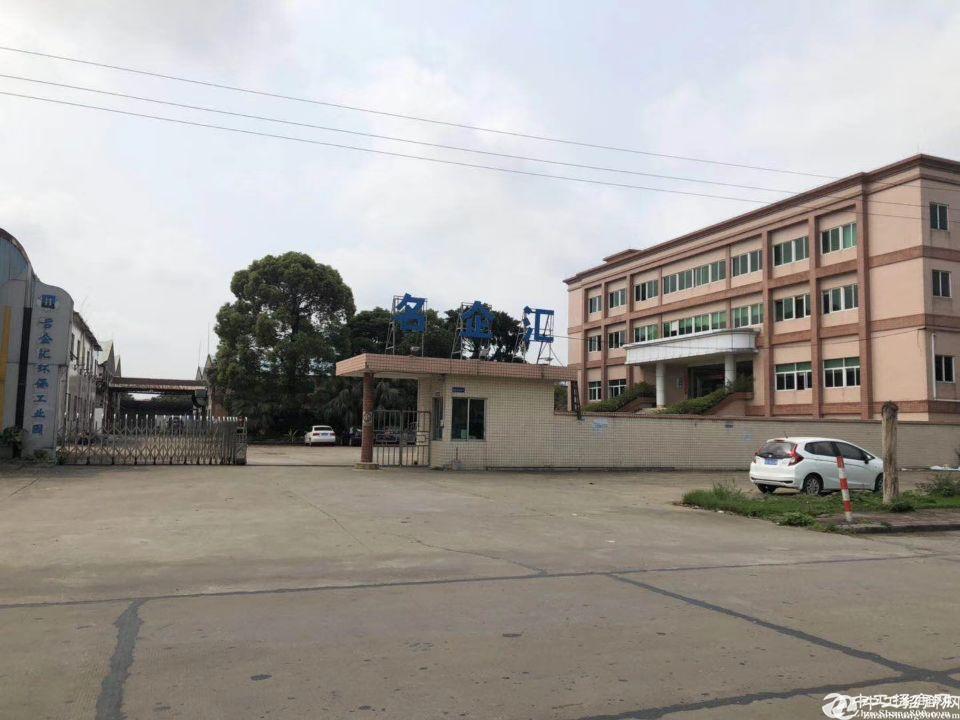 广州市新空出7000平方,实量面积,布匹仓库出租,大小可分组