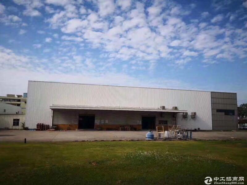 龙岗大道边188工业区钢构仓库1350平全包22元